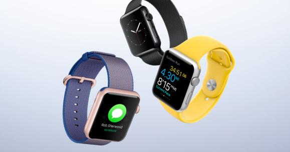 L'Apple Watch 2 commence à se préciser