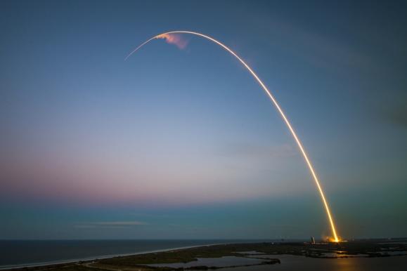 SpaceX : encore un lancement et une récupération de fusée réussis