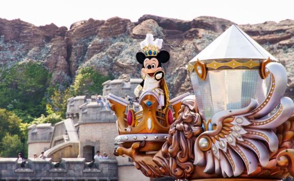 Euro Disney : baisse de fréquentation en raison de la menace terroriste