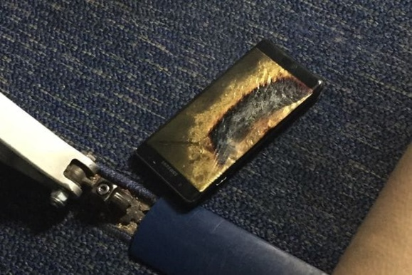 Samsung : vers un retrait des ventes du Galaxy Note7 ?