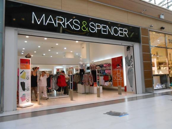 Marks & Spencer : fermeture des magasins français