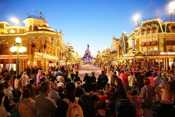 Euro Disney : fréquentation et revenus en baisse