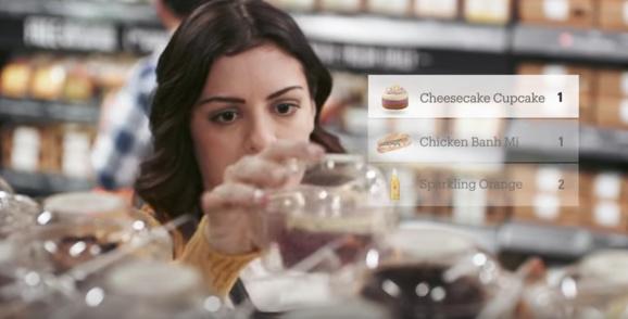 Amazon Go : une épicerie sans caisses pour clients pressés