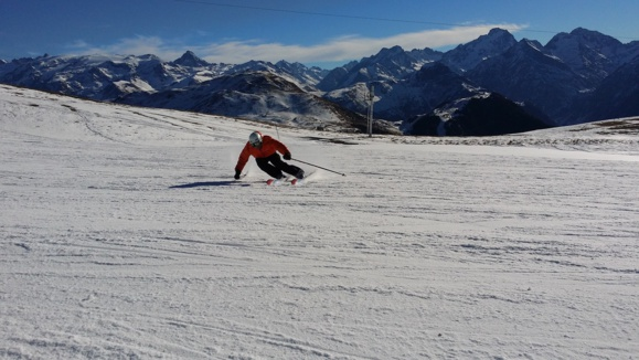Craintes pour l'activité des stations de ski