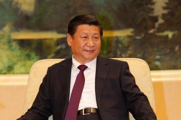 Le président chinois Xi Jinping champion de la mondialisation