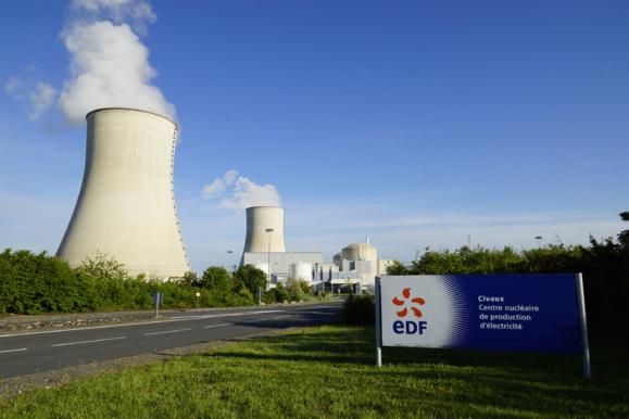 EDF veut se séparer de 6% de ses effectifs