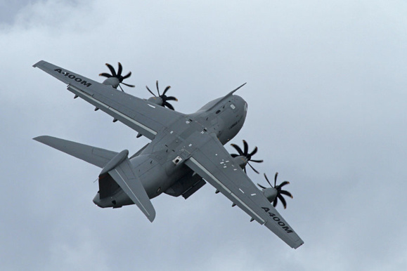 L'A400M plombe Airbus
