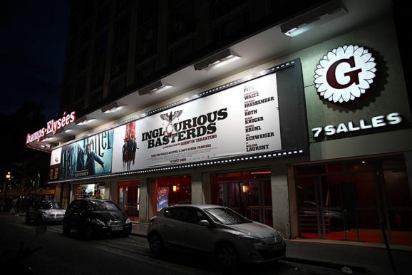 Gaumont se désengage des salles de cinéma