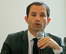 Benoit Hamon, professeur associé à Paris 8 : 1400 euros par mois pour une journée de cours