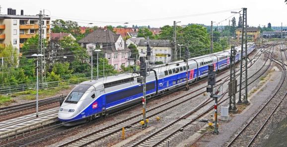 La grève dans les wagons-bar des TGV se poursuit