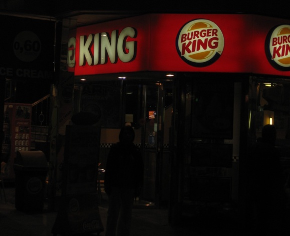 Burger King avale Hippopotamus