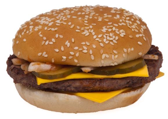Des couverts dans les McDonald's