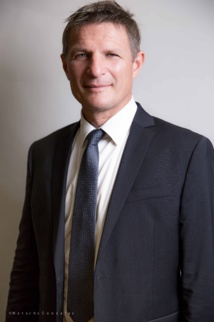 Marc Villand, président d'Interconstruction