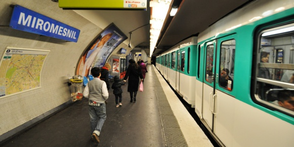Une base de données géante pour les transports en France