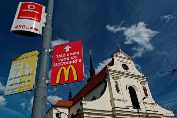 McDonald's se redresse grâce aux promotions