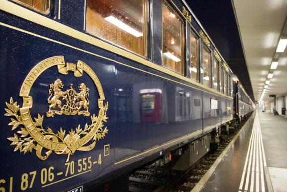 La SNCF veut ressusciter l'Orient-Express