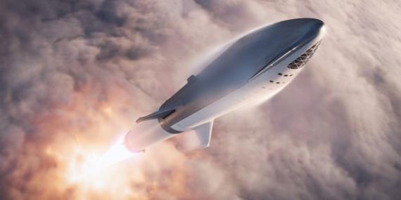 SpaceX lève 500 millions de dollars et poursuit le projet Starlink