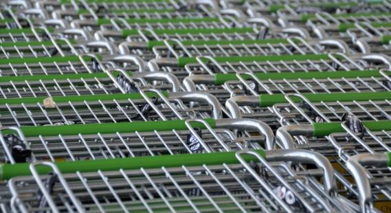 Un supermarché sans caissiers pour Auchan