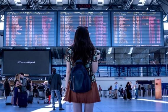 Trafic aérien : forte progression en 2018, mais moins qu'en 2017