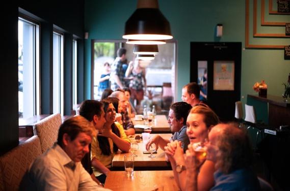 Les salariés Français rois de la pause déjeuner