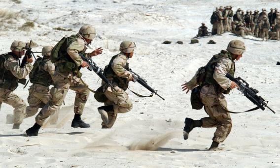Les dépenses militaires au plus haut en 2018