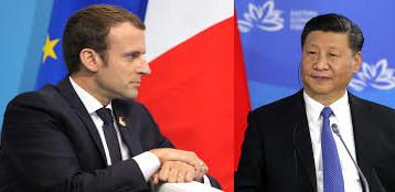 Le Nouveau Timonier de la Chine et la Figure de Jupiter de la France
