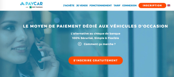 Le Bon Coin Groupe rachète la start-up PayCar