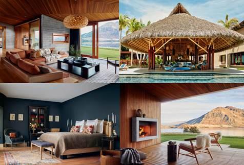 Airbnb s'attaque au voyage de luxe avec Airbnb Luxe