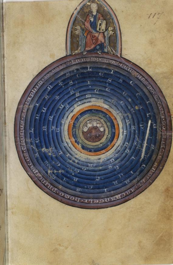 Gossuin de Metz, L'image du monde, Manuscrits