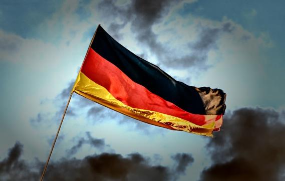 La croissance dans le rouge en Allemagne