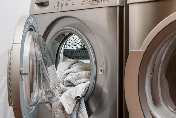 La durée de vie des lave-linge s'est réduite de trois ans