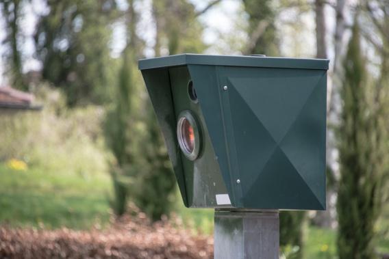 Radars automatiques : baisse des recettes en 2018