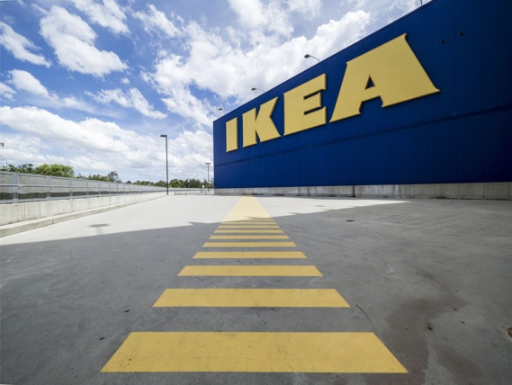 La transformation d'Ikea donne des résultats encourageants
