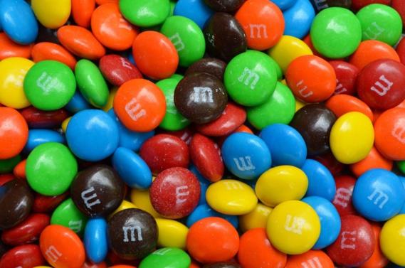 Les bonbons M&M's changent de recette
