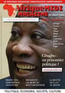 Pour commander le magazine : magazine@afriquemidi.com