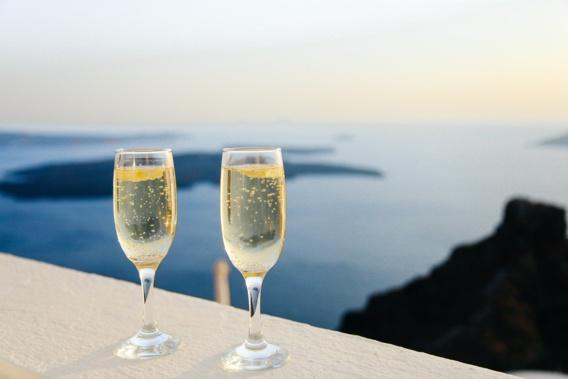 Champagne : chiffre d'affaires en hausse, volumes en baisse