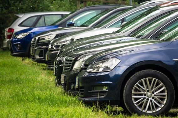 Le marché de l'automobile français en recul en février