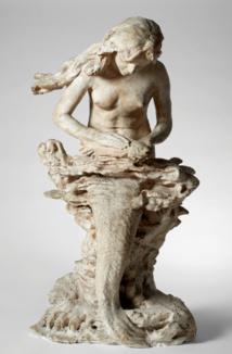 La Petite Sirène Vejen Kunstmuseum. Photo Pernille Klemp