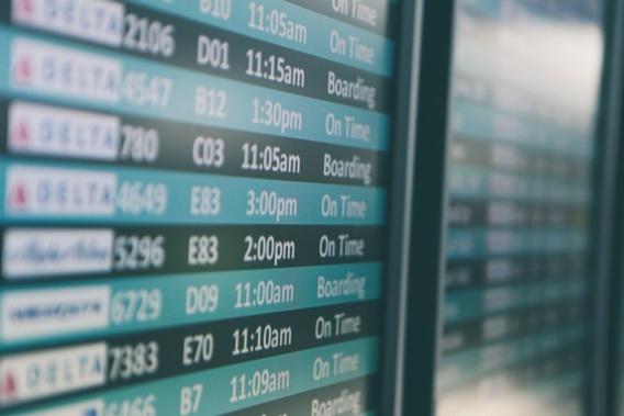 Le coronavirus provoque de lourdes pertes pour le transport aérien