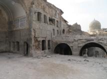 La maison Tutunji à Mossoul après déminage