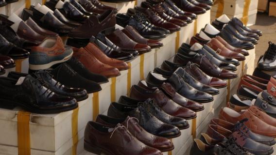 L'enseigne de chaussures André en redressement judiciaire