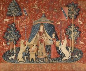La Dame à la Licorne (Paris, Musée de Cluny)