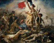 Delacroix - La Liberté guidant le peuple.