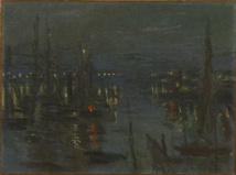 Claude Monet Le Port du  Havre