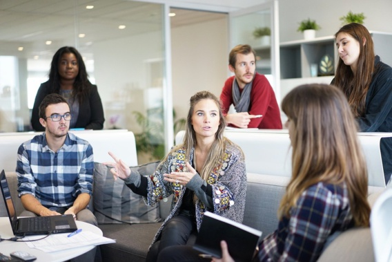 6 salariés sur 10 sont de retour sur leurs lieux de travail
