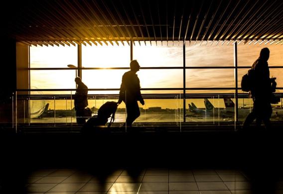 Forte baisse du trafic dans les aéroports parisiens au mois d'août