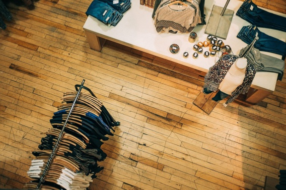 Gap ferme ses boutiques en Europe
