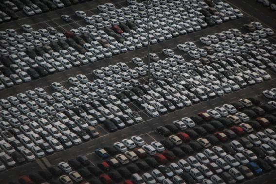 En 2020, moins de 10 millions de véhicules vendus en Europe