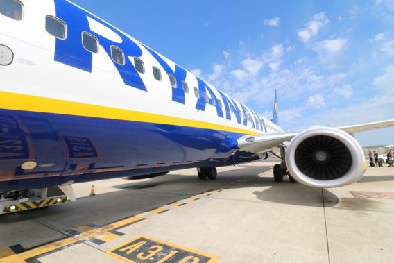Près d'un milliard d'euros de pertes pour Ryanair