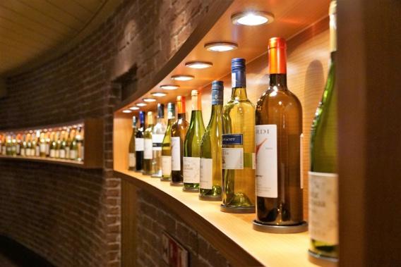 Forte baisse des ventes d'alcool dans la grande distribution